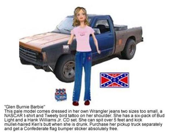 Funny New Barbie Lines (11 pics)