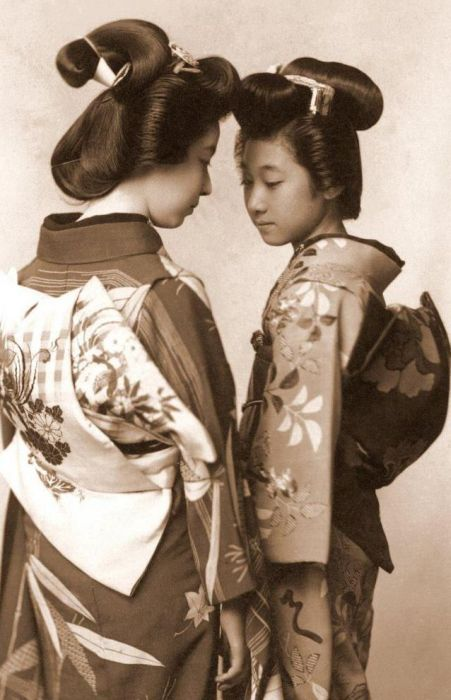 Vintage Photos Of Japanese Geisha 18 Pics-6890