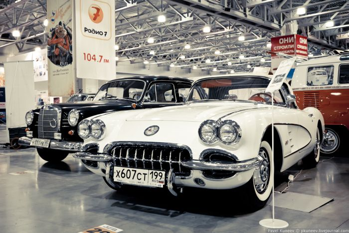 Incredible Retro Cars Collection. Part 2 (50 pics)