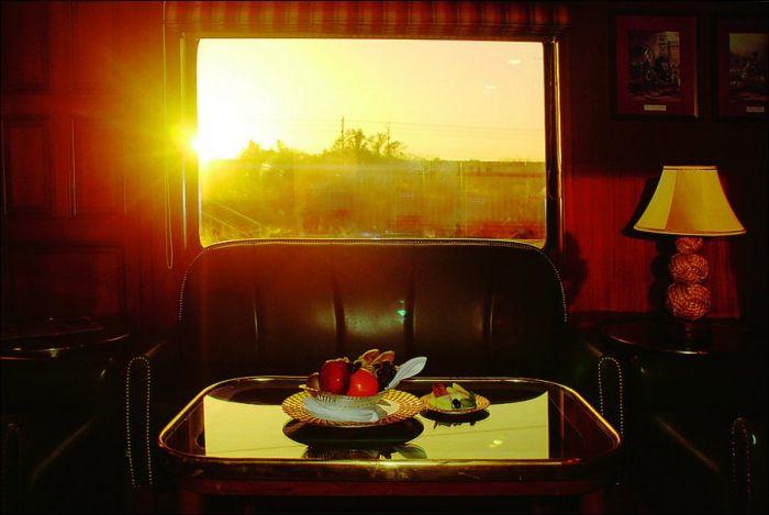 Luxurious Indian Train (28 pics)