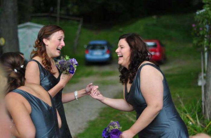 Wedding Day Fail (13 pics)