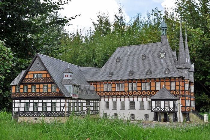 Miniwelt Lichtenstein (49 pics)