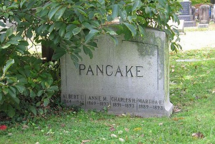 Food Named Tombstones (17 pics)