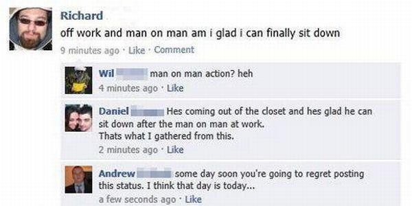Stupid Facebook Conversations (23 pics)