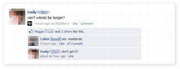 Stupid Facebook Conversations (23 pics)