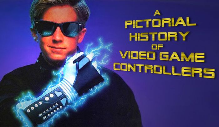 The Evolution of the Video Game Controllers (29 pics)