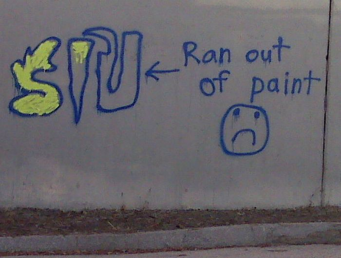 Minimalist Graffiti (18 pics)
