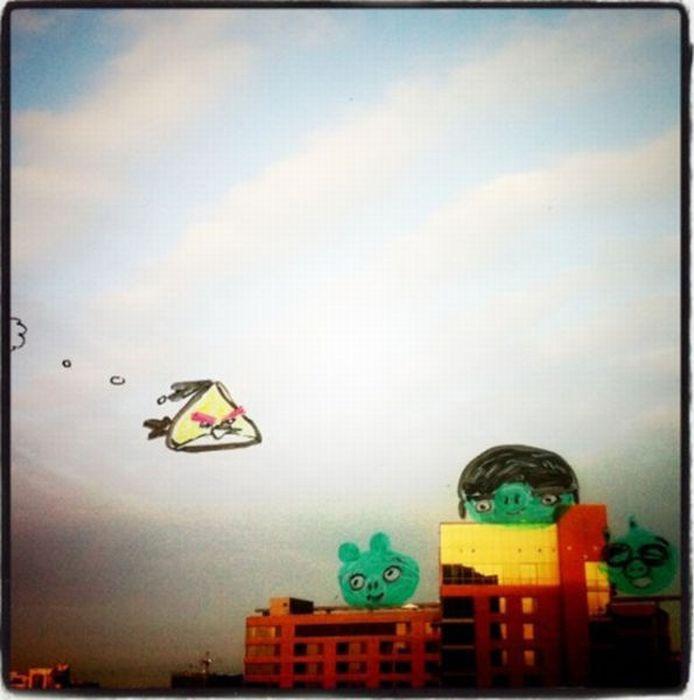 Windoodles. Part 2 (35 pics)