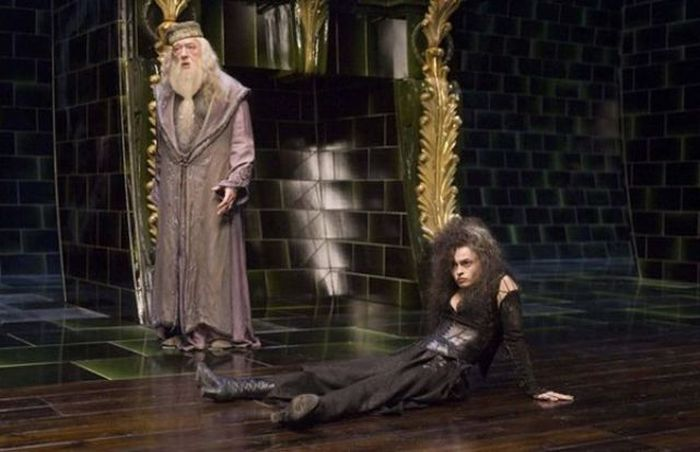 Behind the Scenes of Harry Potter Movies (55 pics)