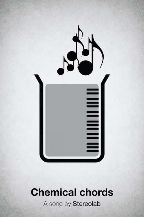 Pictogram Music Posters (25 pics)