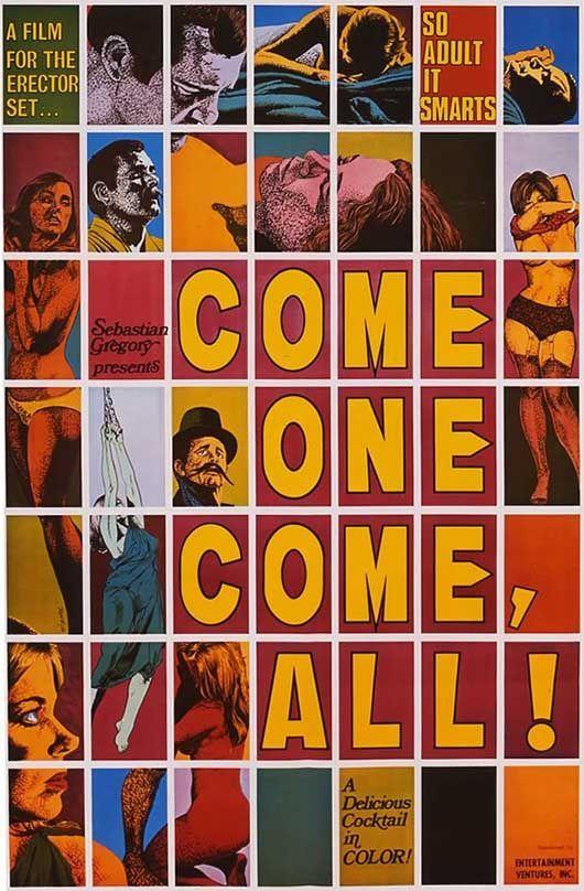 Vintage Adult Movie Posters (24 pics)