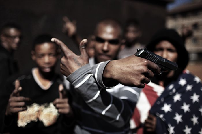 Gangsters of South Africa (38 pics)