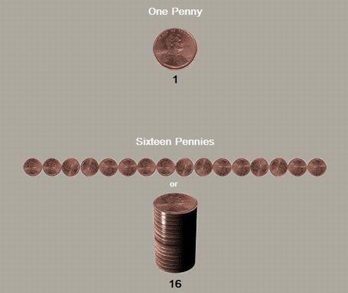 Trillions of Pennies (17 pics)