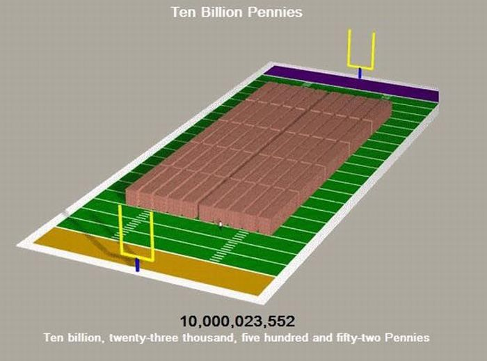 Trillions of Pennies (17 pics)