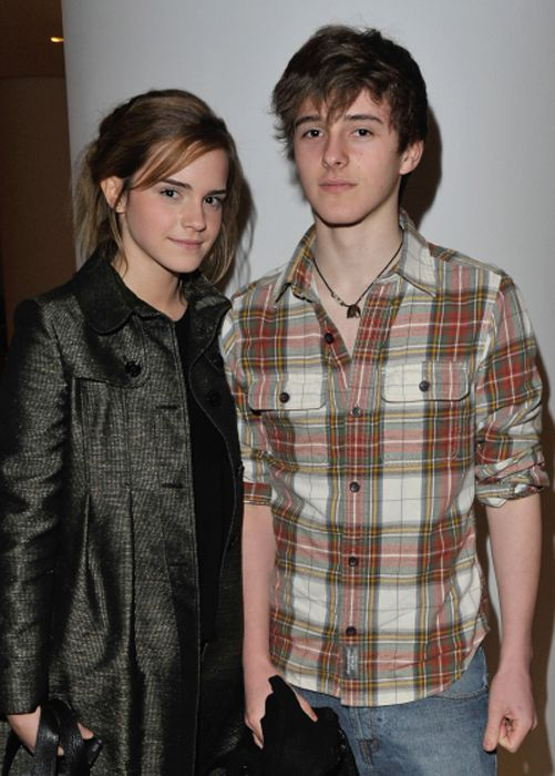 Emma Watson's Little Brother Alex (18 pics)