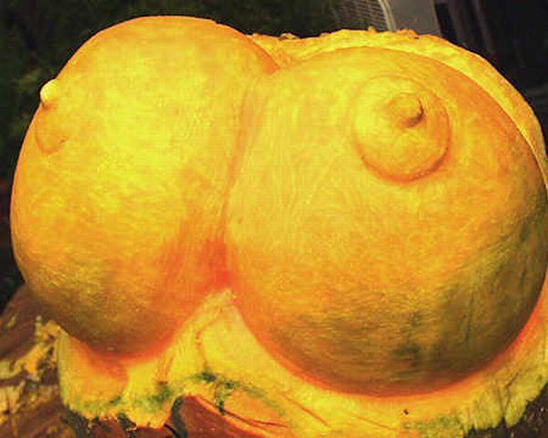 Adult Pumpkin (9 pics)
