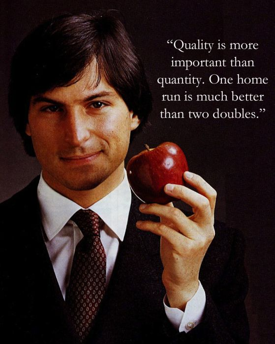 Steve Jobs's Quotes and Speech (12 pics + video)