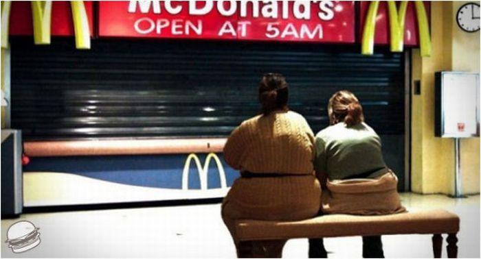 Freaks of Fast Food (56 pics)