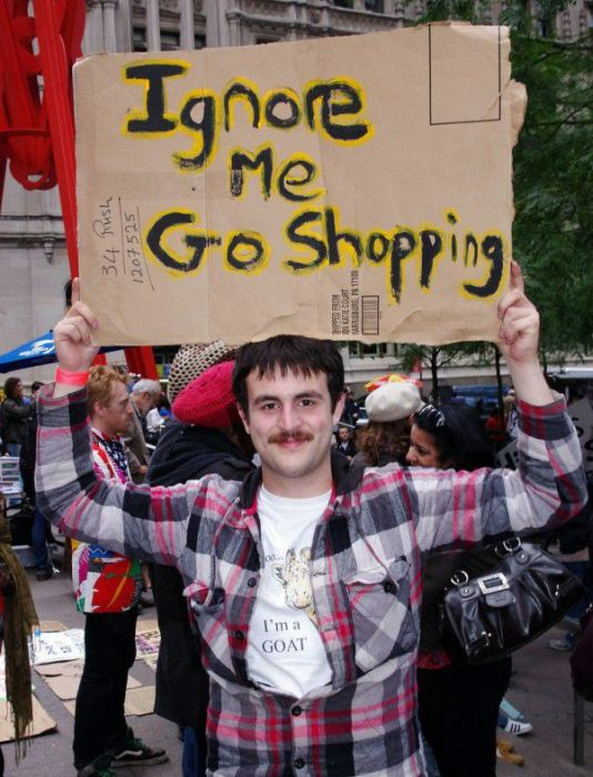 Occupy Wall Street Protest Signs (26 pics)
