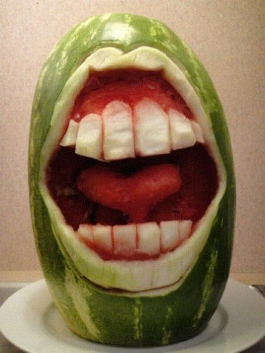Fun with Food (27 pics)