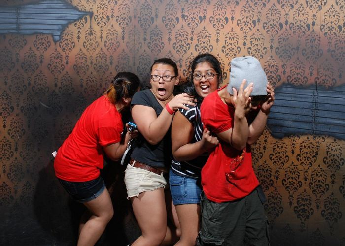 Nightmares Fear Factory (55 pics + video)