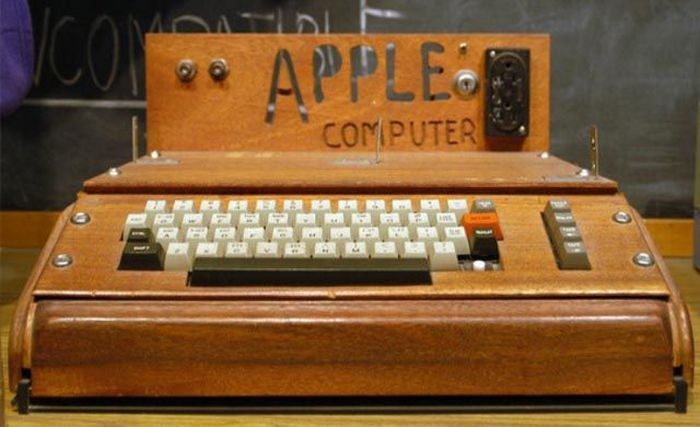 Apple Evolution in Photos (45 pics)