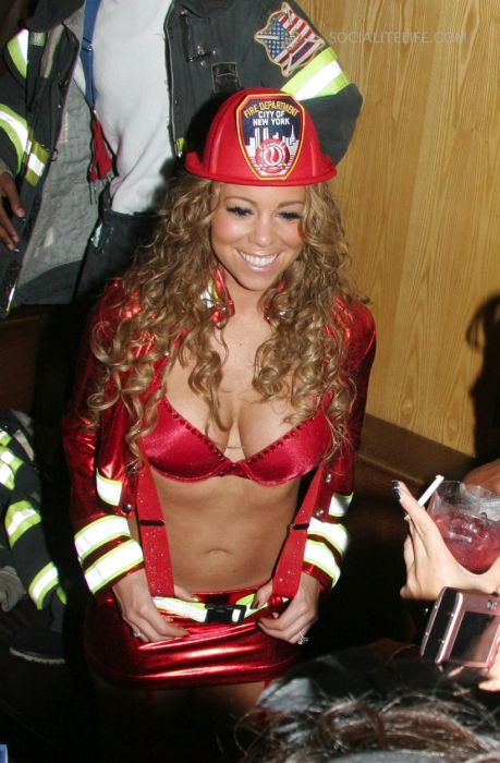 hot sexy women firefighters naked
