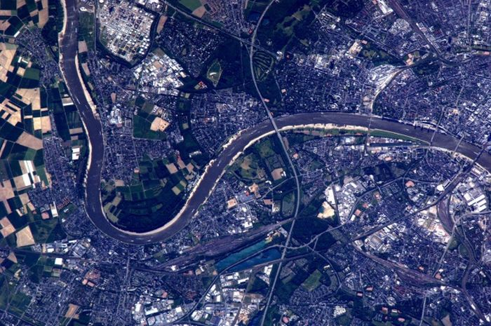 Landscapes from Space (22 pics)