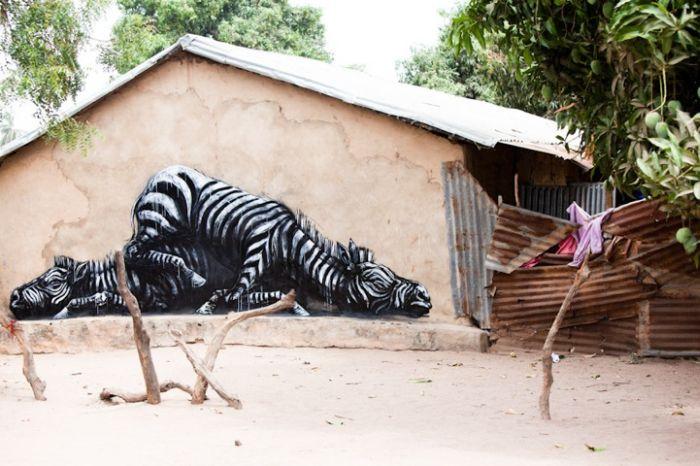 Street Art in Africa (15 pics)