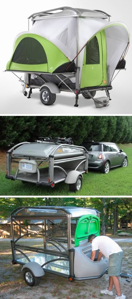 Coolest Travel Trailers (10 pics)