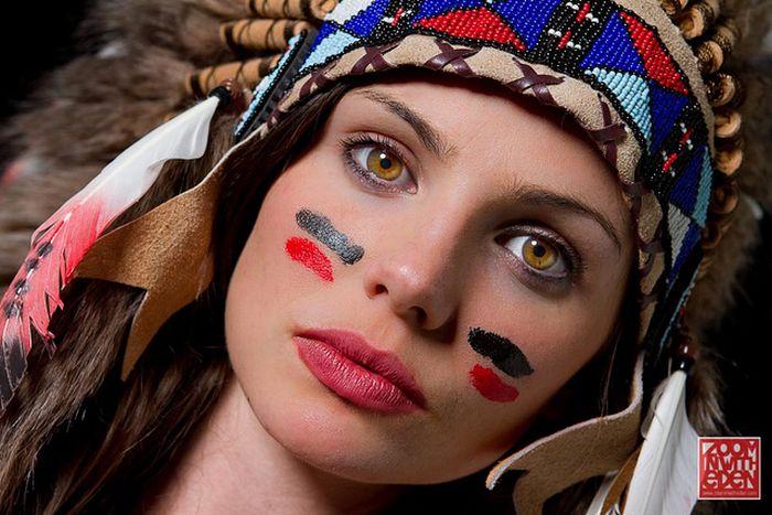 Sexy Native Americans 31 Pics-4047