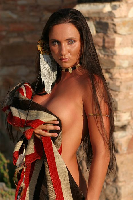 Sexy naked american women