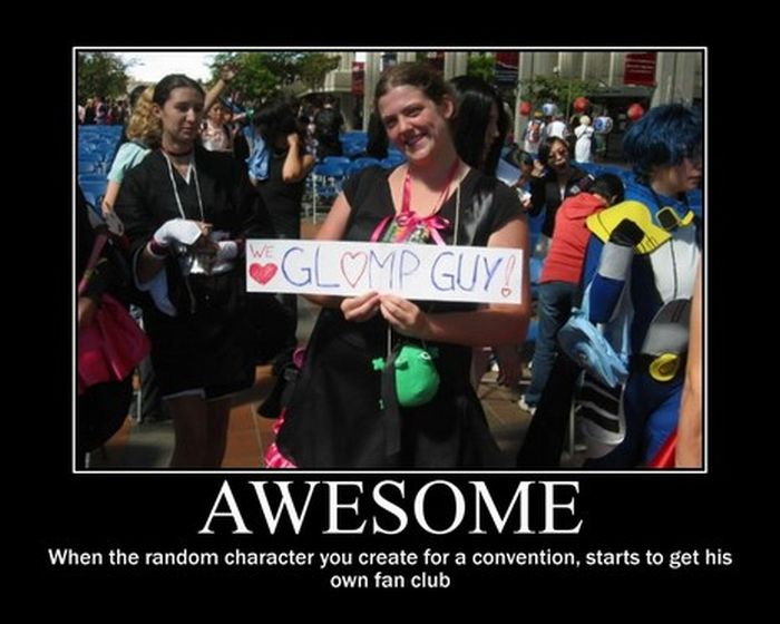 Cosplay Demotivational Posters (11 pics)