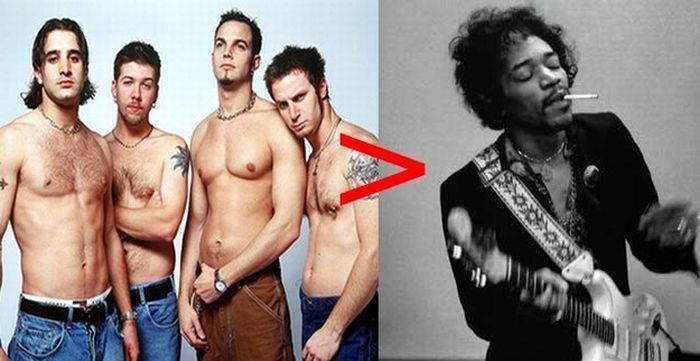 Disappointing Facts About Popular Music (12 pics)