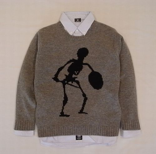 Incredibly Nerdy Sweaters (29 pics)