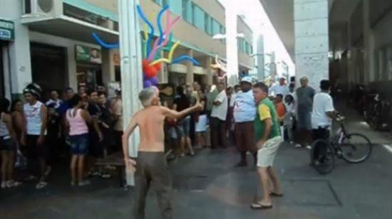 Hilarious Brazilian Fight