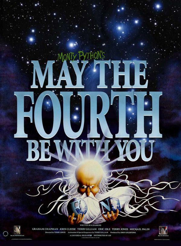 Star Wars Movie Poster Mash-Ups (11 pics)