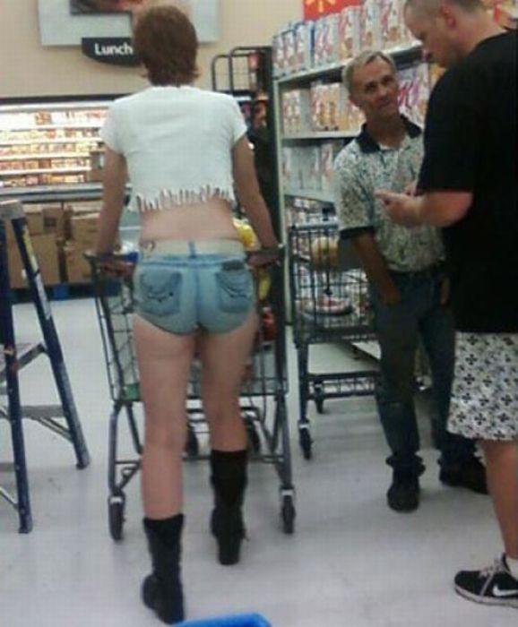 People of WalMart. Part 12 (46 pics)