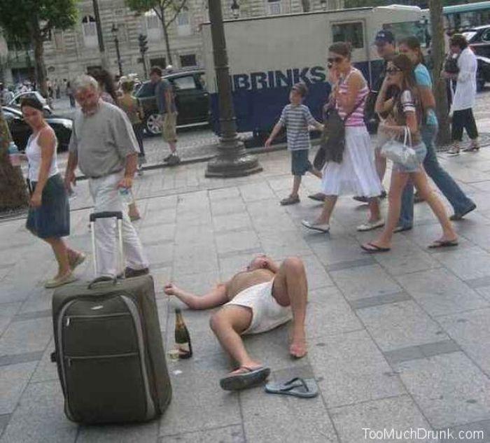 Drunk People (55 pics)