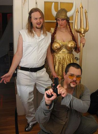 Halloween Costume Ideas (21 pics)