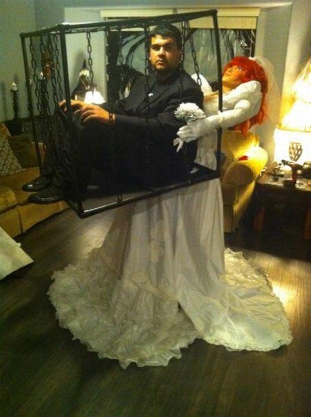 Halloween Costume Ideas (21 pics)