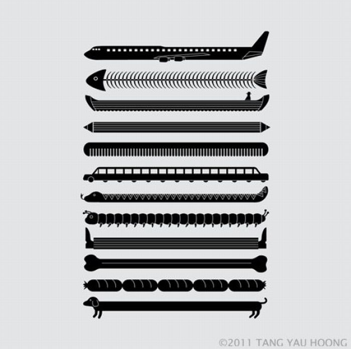 Awesome Visual Art  (44 pics)