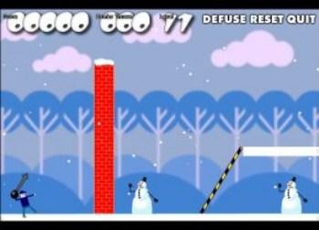 Snowman Destroyer