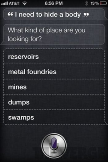 Siri in iPhone 4S (65 pics)