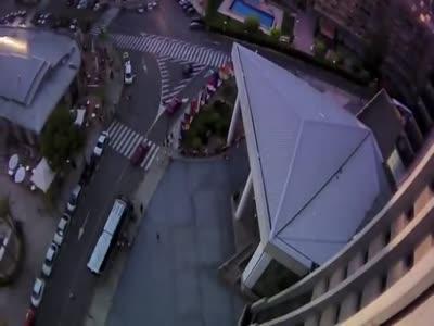 Awesome City Base Jump