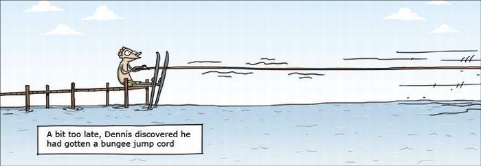 Wulff & Morgenthaler Comic Strips (60 pics)