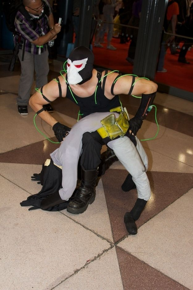 The Best Cosplay At NY Comic-Con 2011 (40 pics)