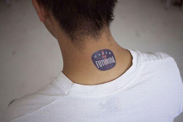 Temporary Tattoos (22 pics)
