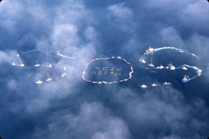 Amazing Human Aerial Art (36 pics)