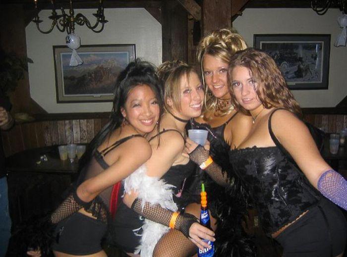 College slut parties